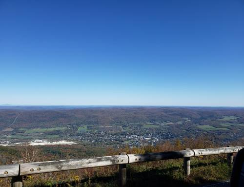 Mount Greylock Summit