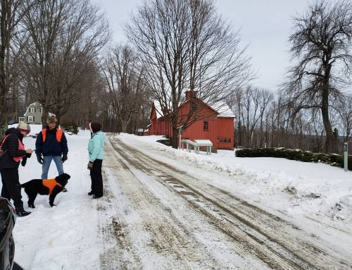 Bryant Homestead Flash Solstice Hike 12-21-2019