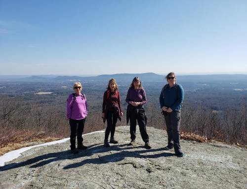 Pomeroy Mountain in Westhampton