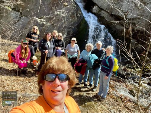 Group Hike March 27th, 2021