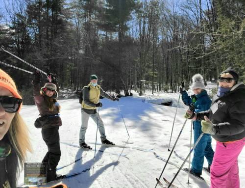 Maple Corner Farm in Granville last Ski Adventure