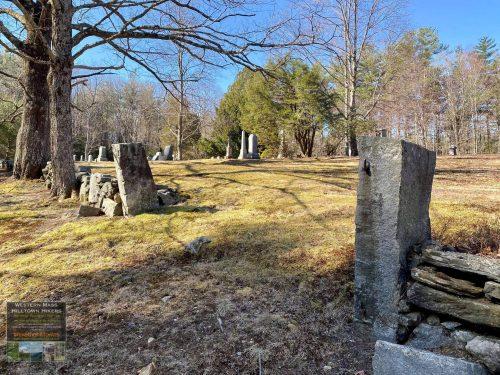 North Blandford Cemetery