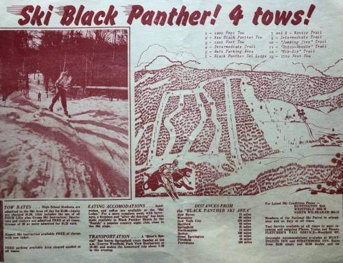 Black Panther Ski Resort Tow #2