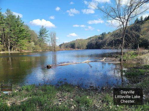 Dayville Trail to Littleville Dam