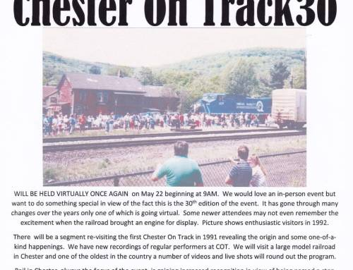 Chester On Track 2021