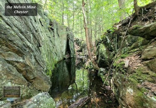 The Melvin Mine and Erastus Wright