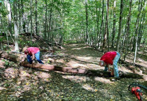 KAB Trail Maintenance