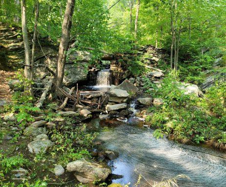 Westfield Reservoir History